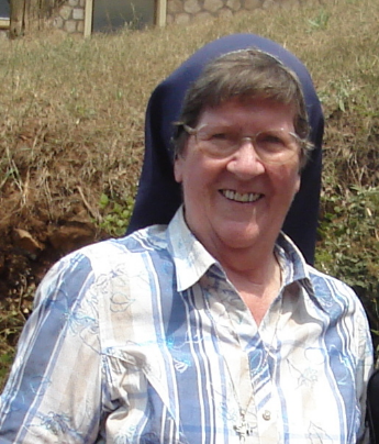 Sister Sheila McElroy